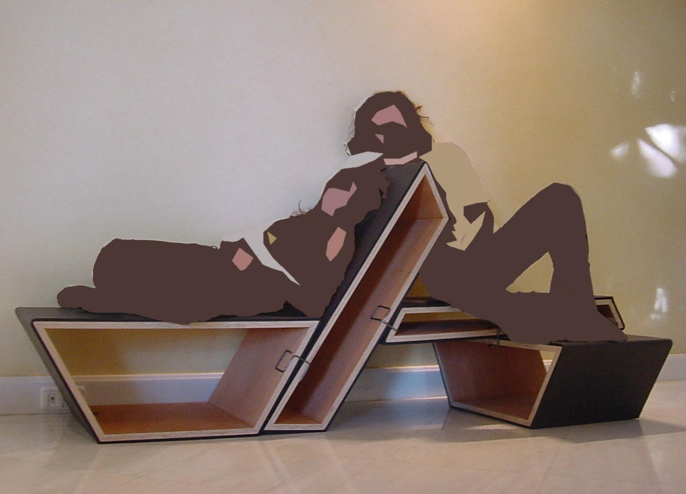 Multi Use Furniture Dimitris Sakellariou Tailor Made
