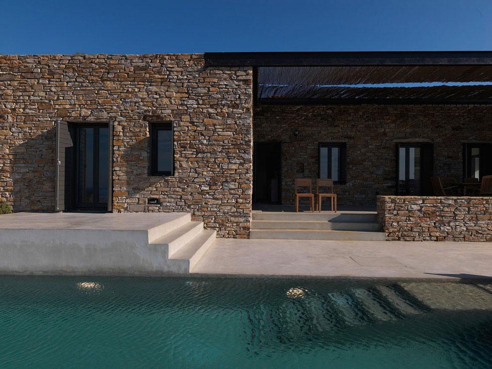 Aloni Antiparos Island Dimitris Sakellariou Tailor Made Architecture